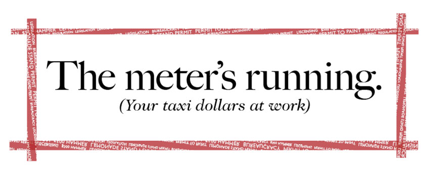 The Meter's Running: Your Taxi Dollars at Work - Capital ...